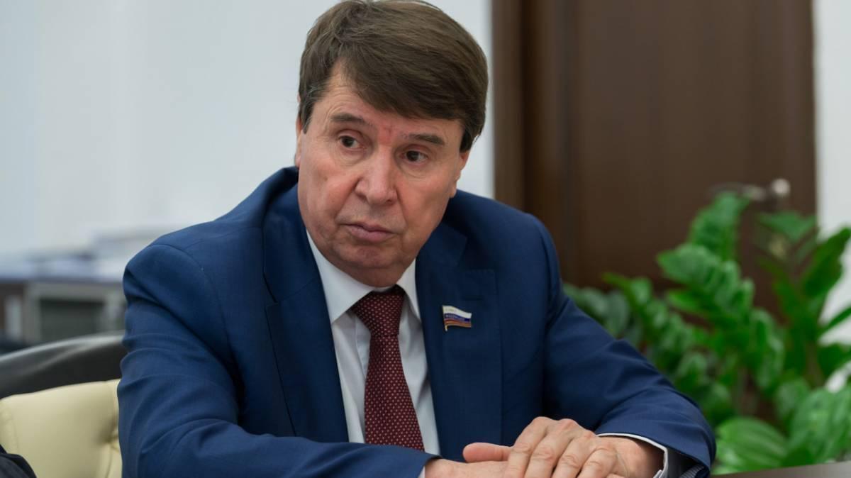 Член міжнародного комітету Ради Федерації Сергій Цеков