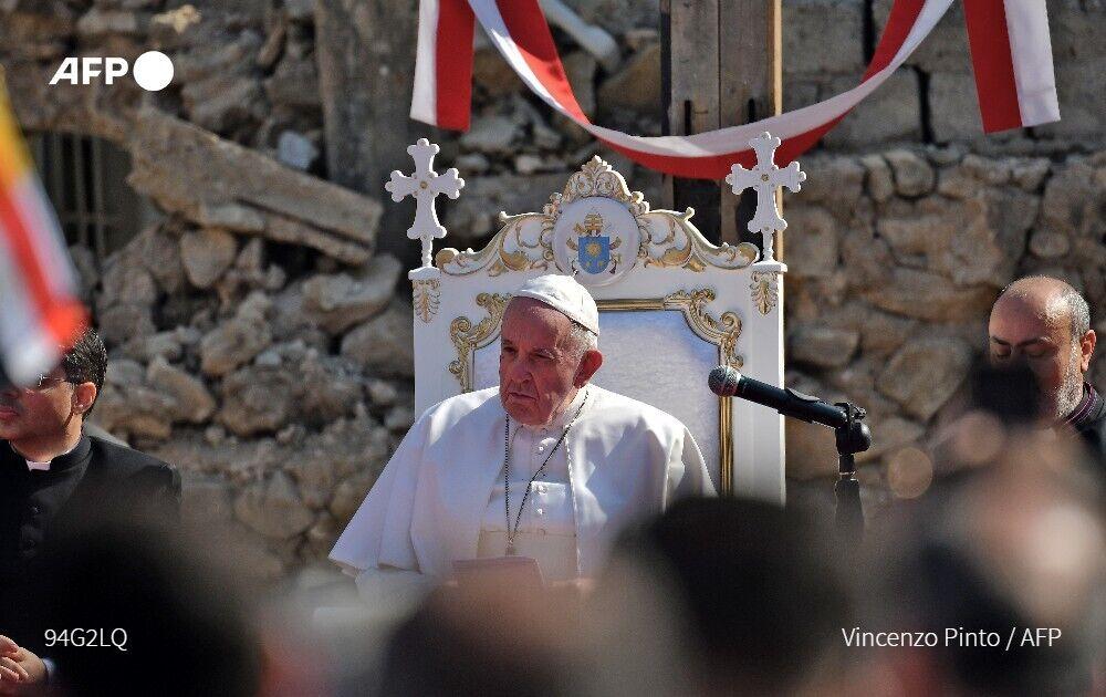 Папа Римський у Мосулі