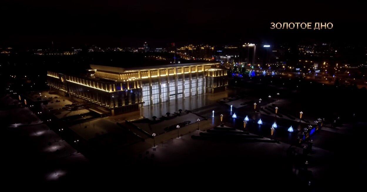 Будівля Палацу незалежності.