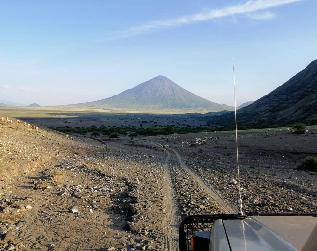 Андрій Макаревич показав відпочинок в Танзанії.