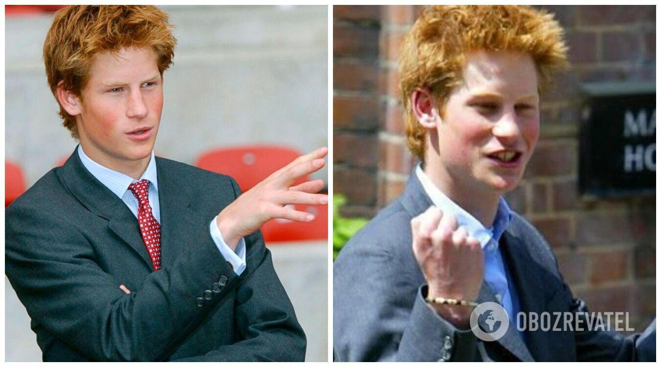 17-річного принца Гаррі відправили в реабілітаційний центр лише на один день