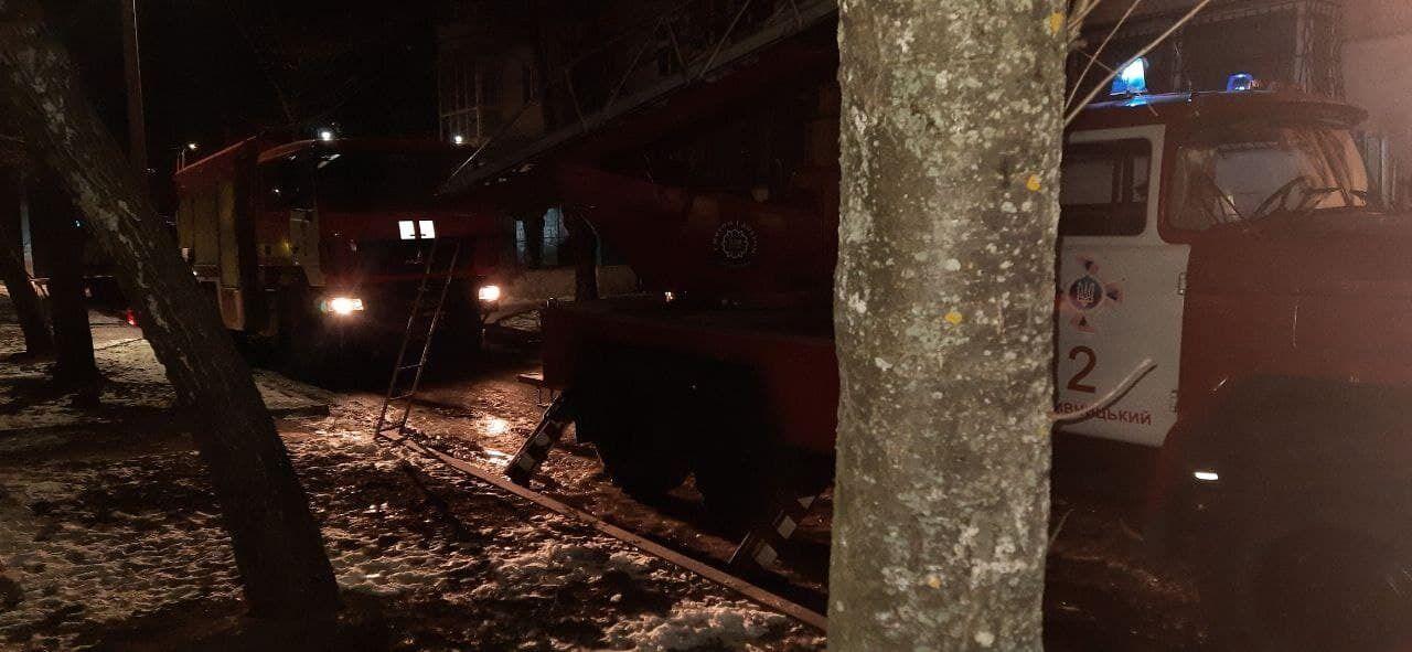 Взрыв в Кропивницком произошел вечером 9 марта