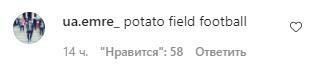 В сети назвали поле картофельным