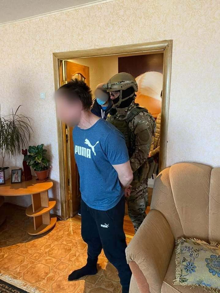 Затримано 39-річного мешканця Рубіжного