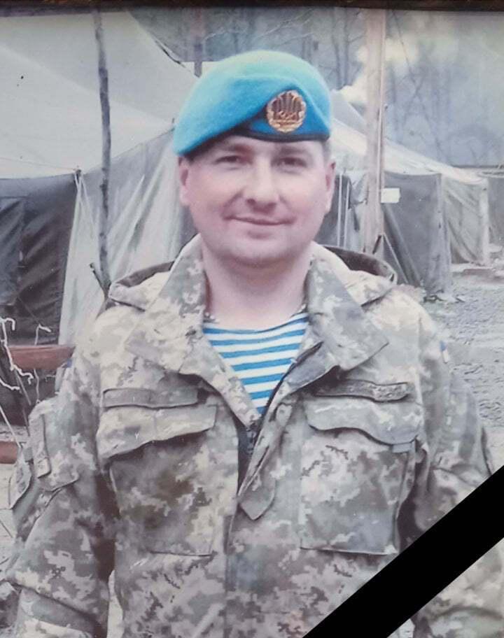 Дмитро Бухтіяров, 45 років