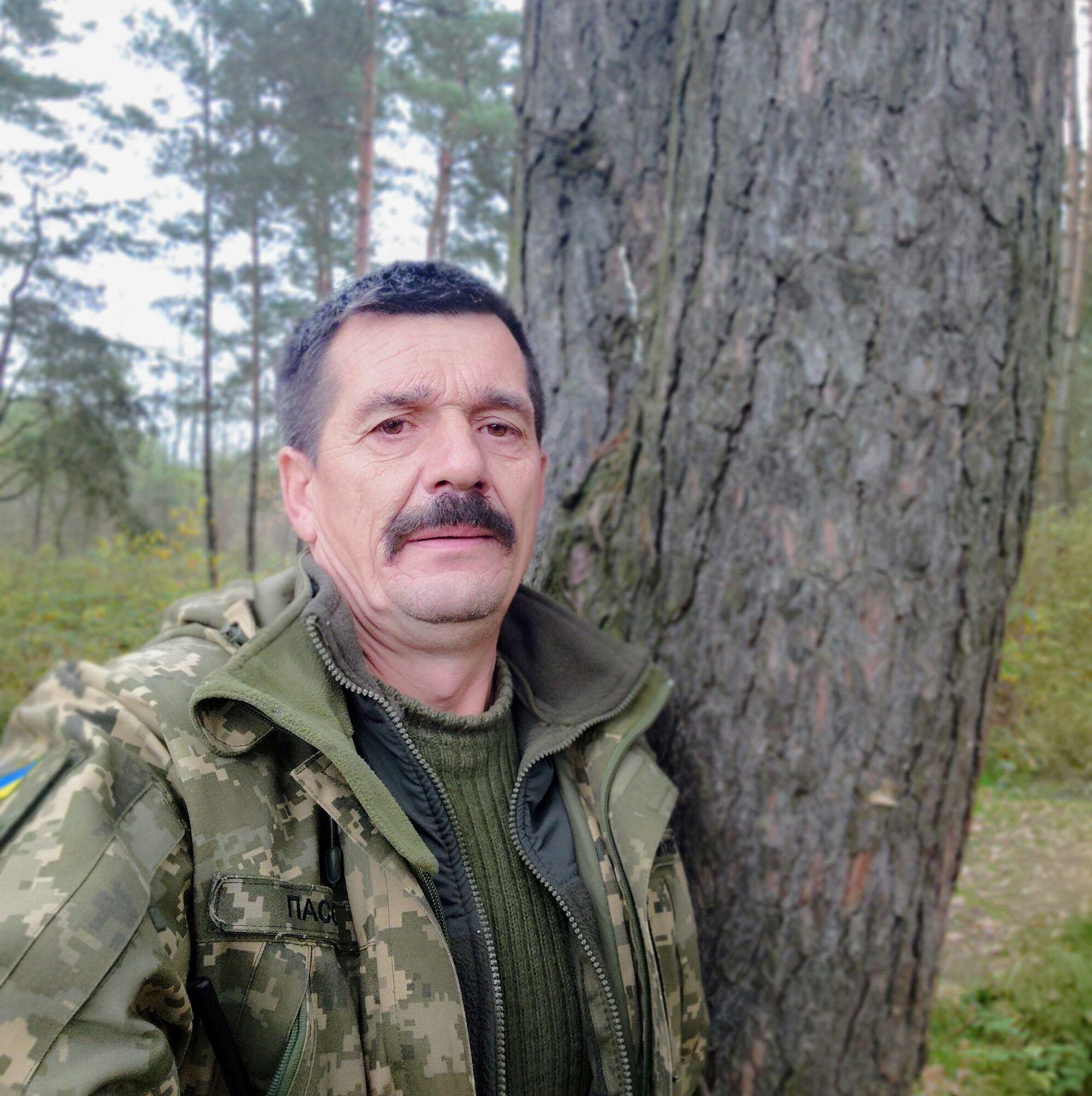 Віктор Пасєка, 55 років