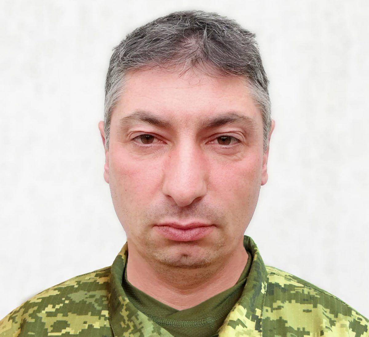 Сергій Барнич, 47 років
