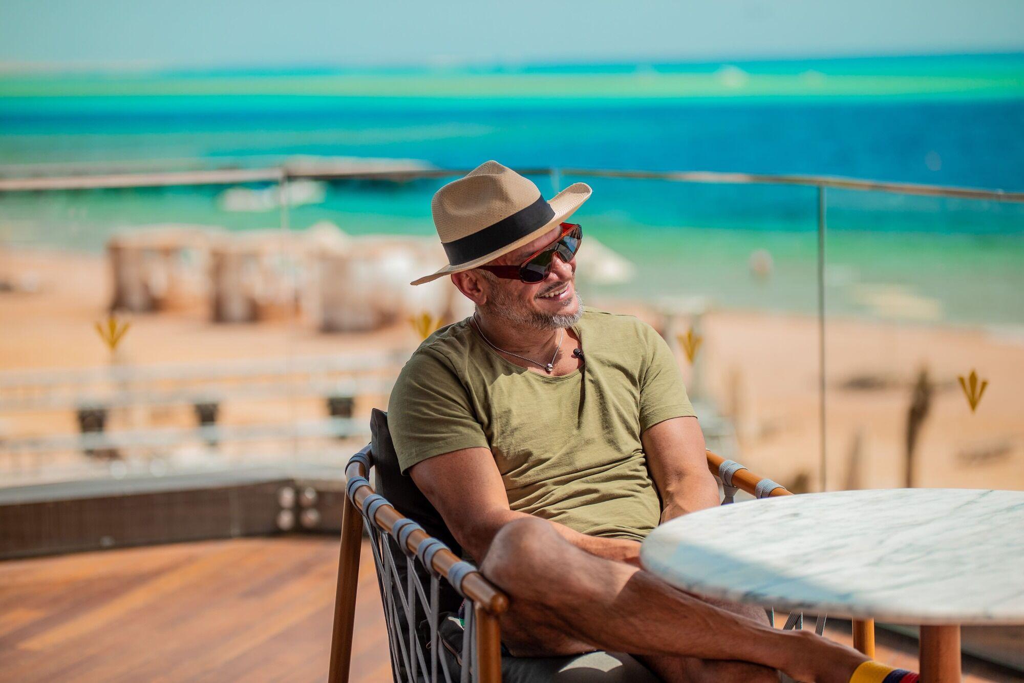 Эктор Хименес-Браво в Rixos Premium Magawish Suites & Villas