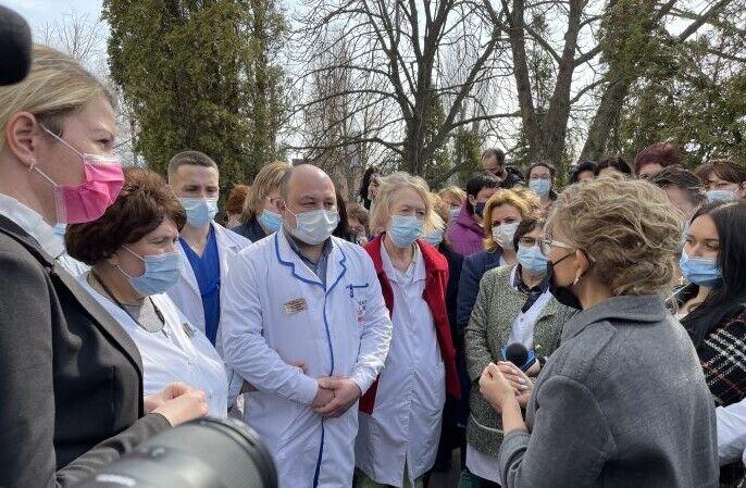 Тимошенко назвала причини кризи в медичній галузі