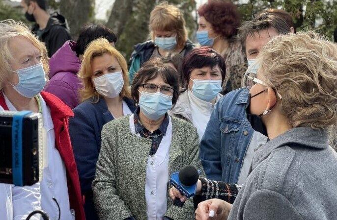Тимошенко назвала шляхи виходу з кризи для медицини