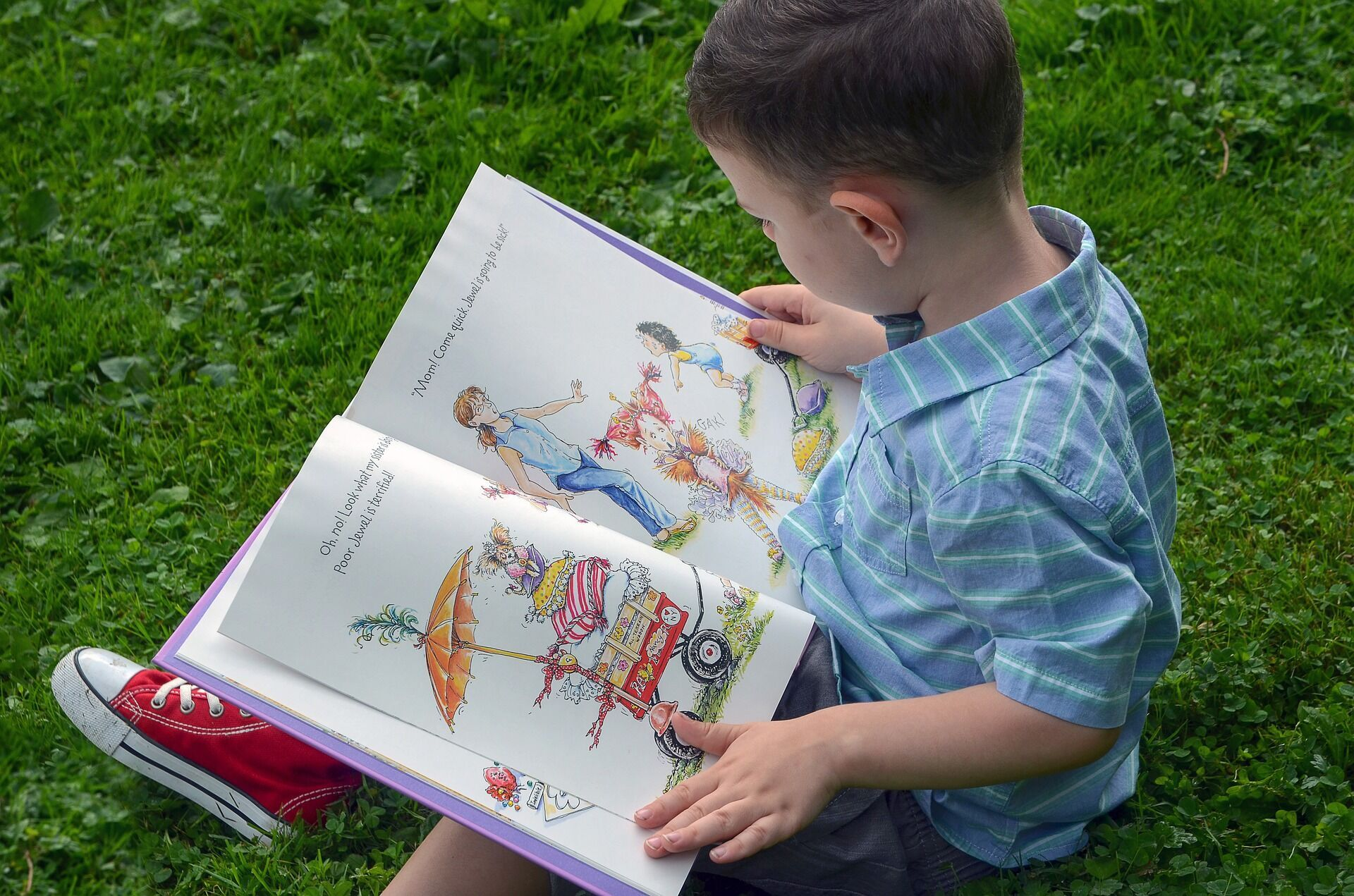 Международный день детской книги отмечается в день рождения Ганса Христиана Андерсена