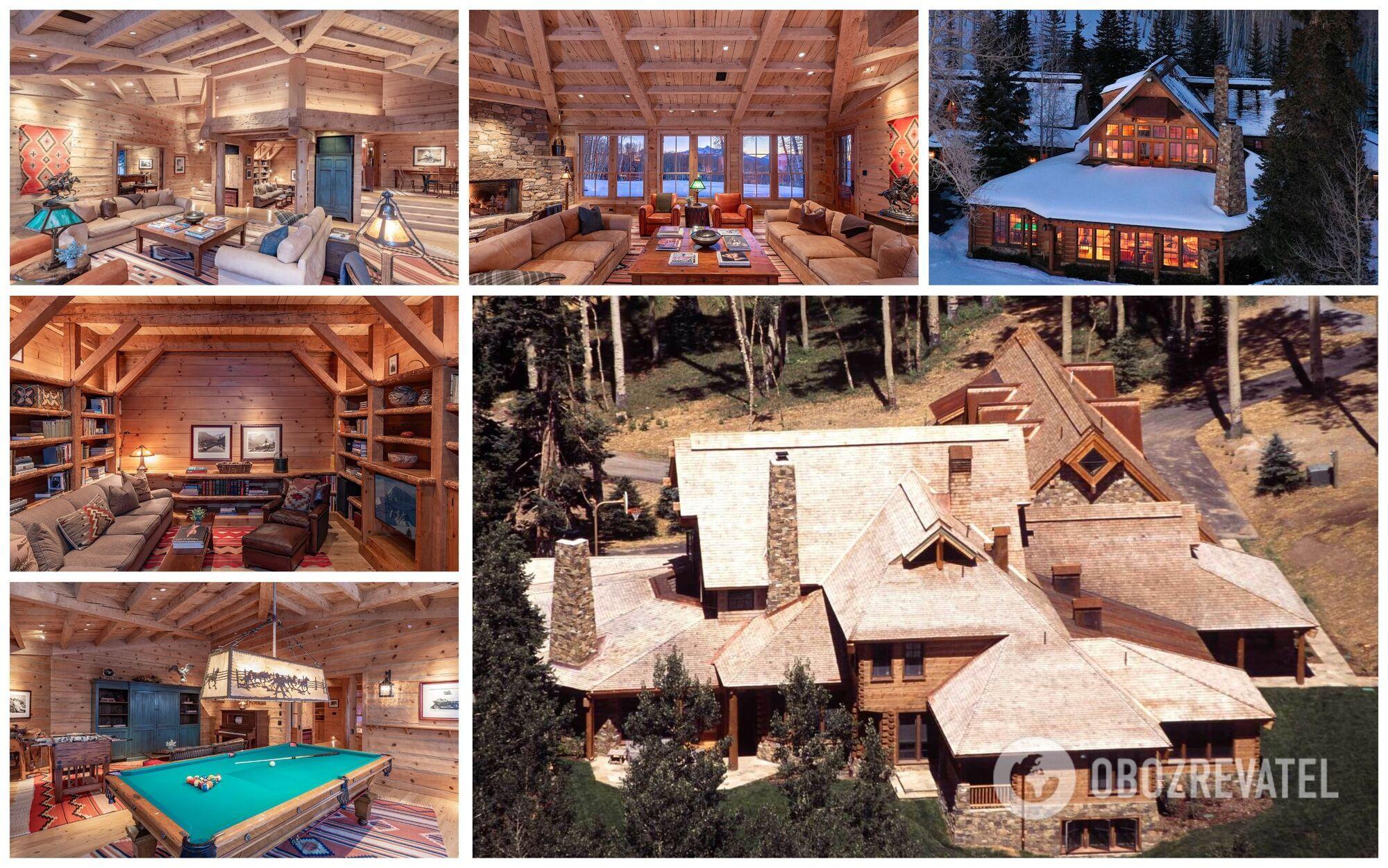 Том Круз неодноразово намагався продати свій розкішний маєток у класичному гірському стилі