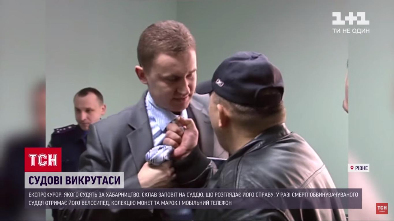 Андрій Таргоній і Саша Білий