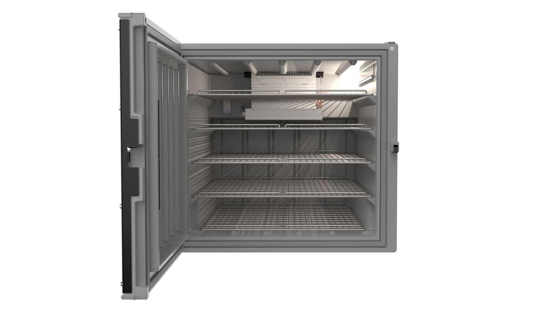 Холодильник на 396 литров для перевозки вакцины против коронавируса