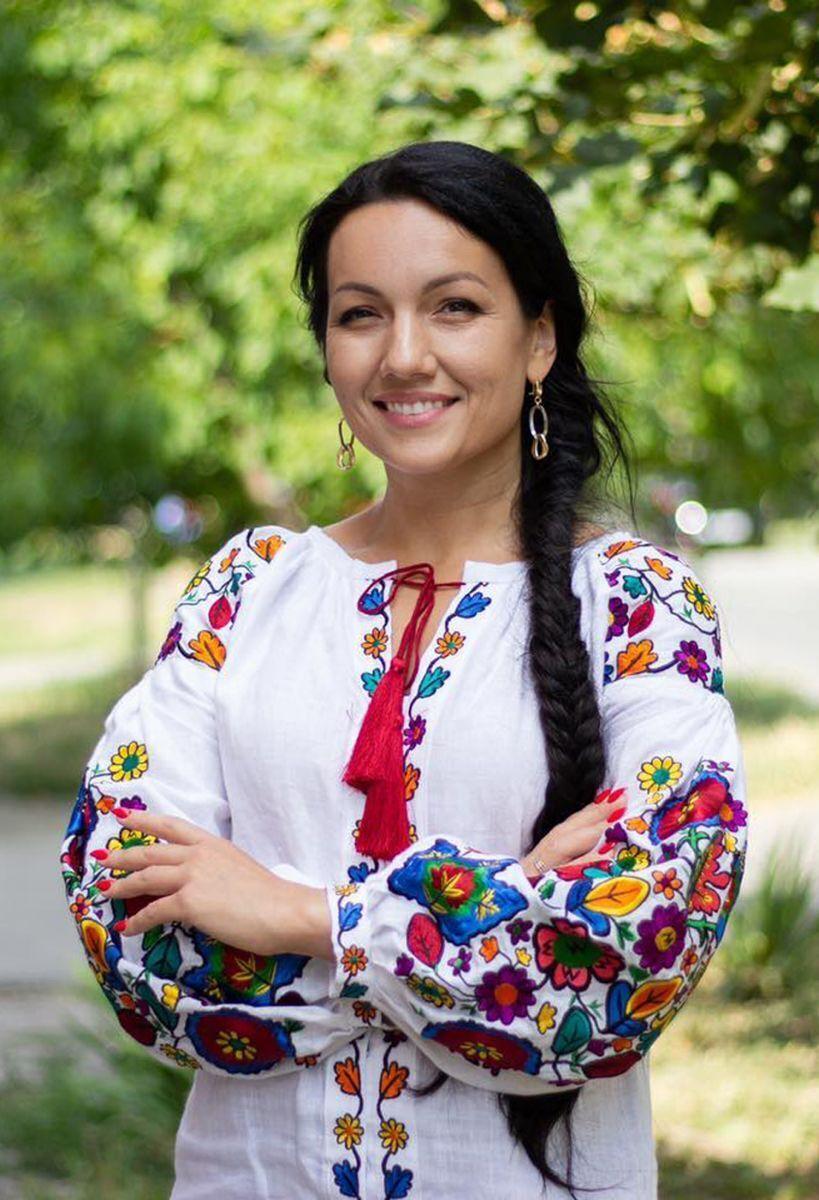 Юлія Кривошеєва