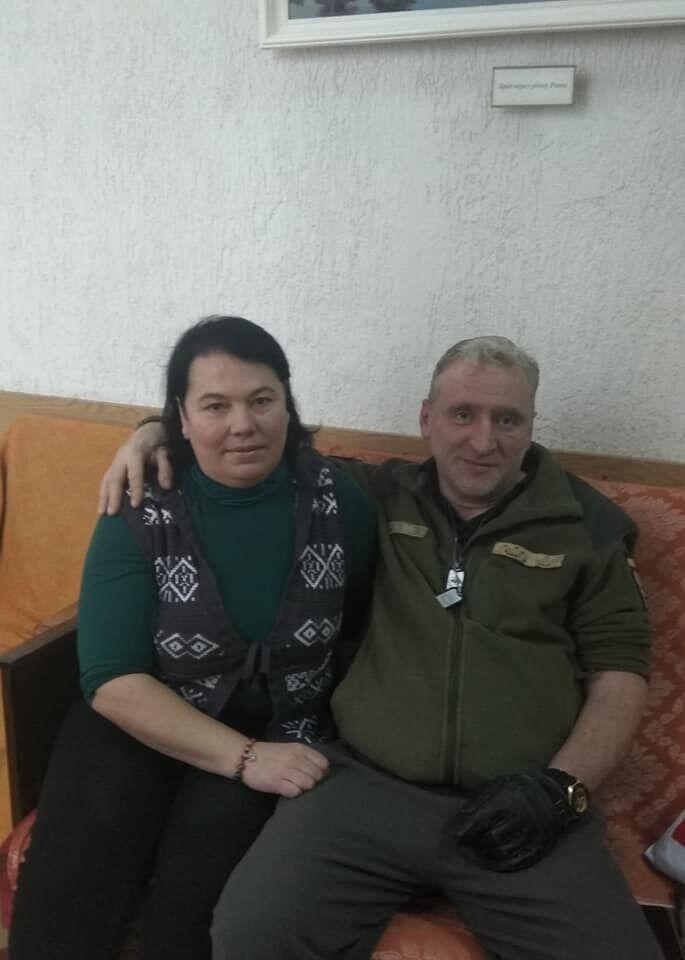 Волонтерка Лариса Марянова висловила співчуття родині ветерана АТО Артема Черняка