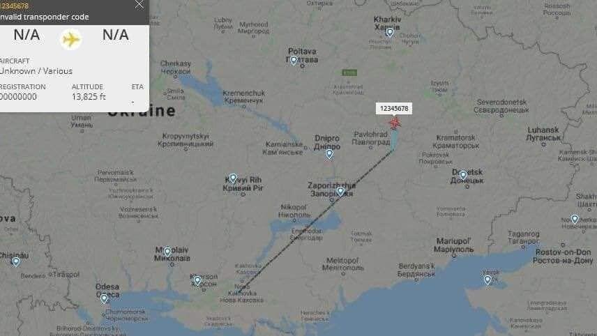 ВСУ впервые использовали на Донбассе беспилотник Bayraktar TB2