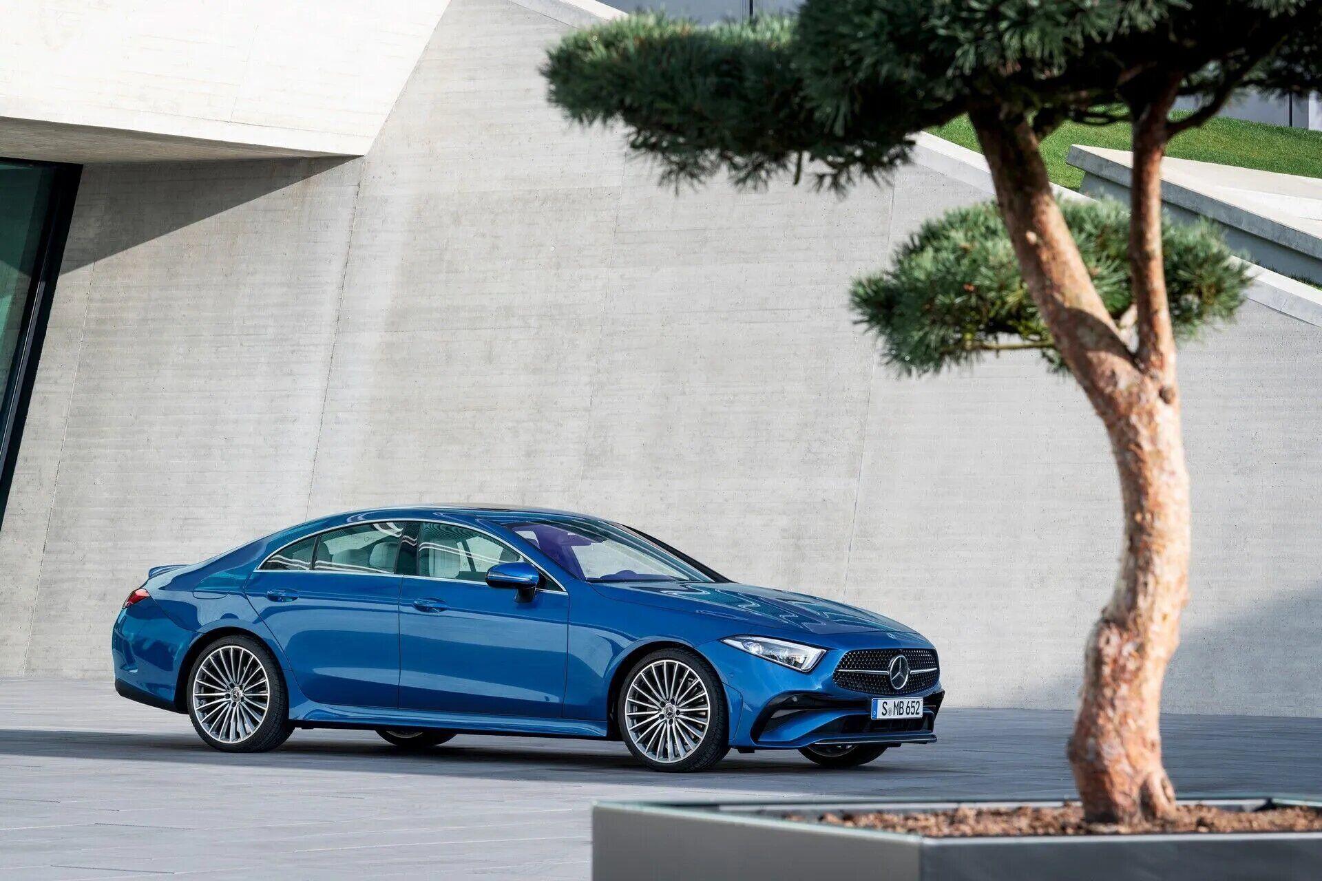2021 Merecedes-Benz CLS