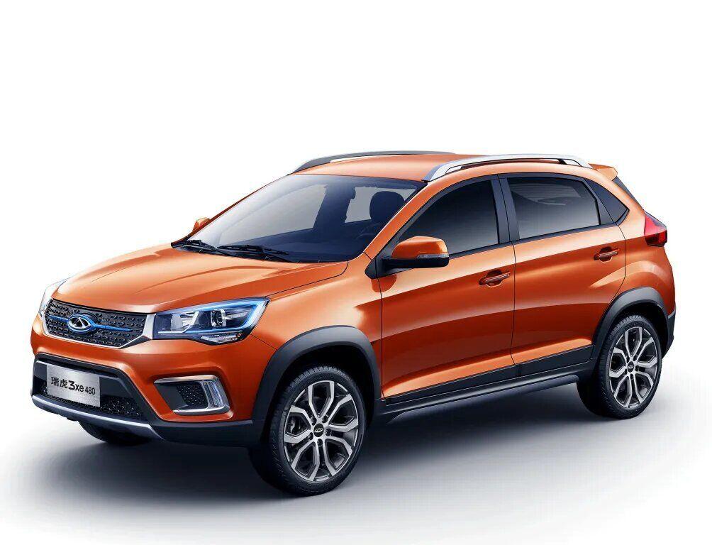 Chery Tiggo 3Х попал в рейтинг надежных китайских авто
