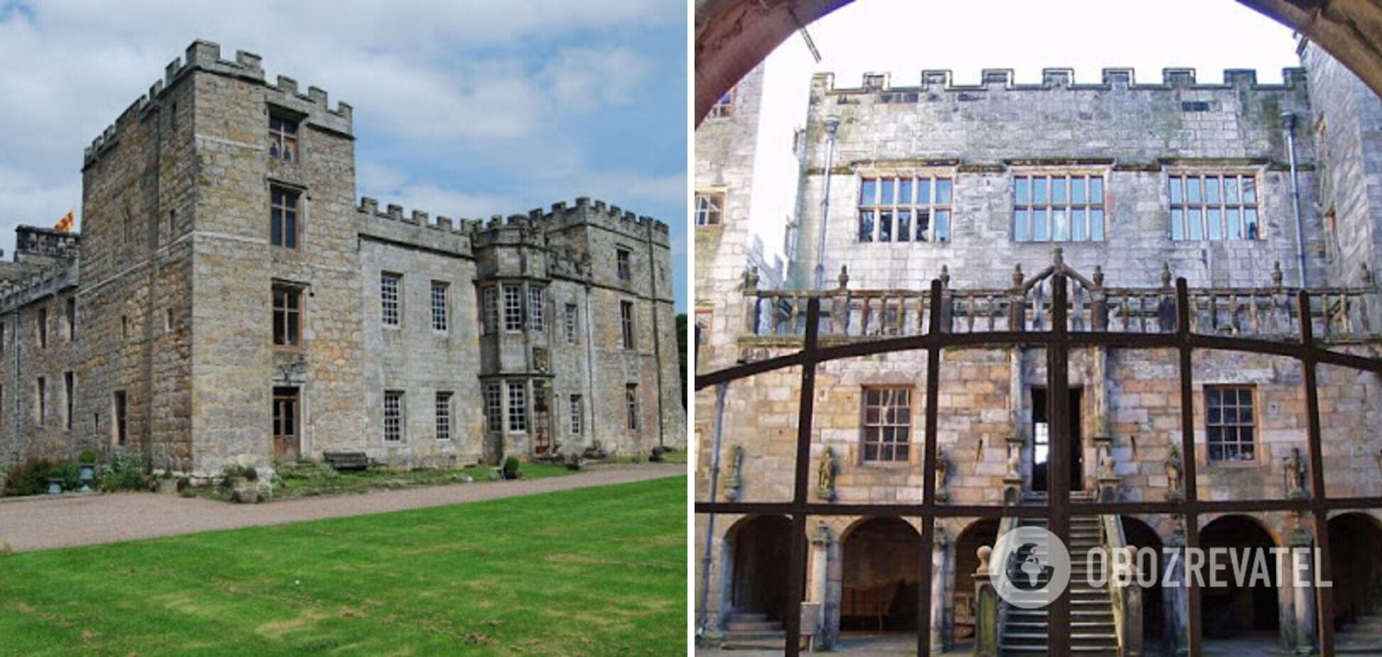 """Замок Чиллингхэм – старейший """"проклятый дом"""" в мире."""