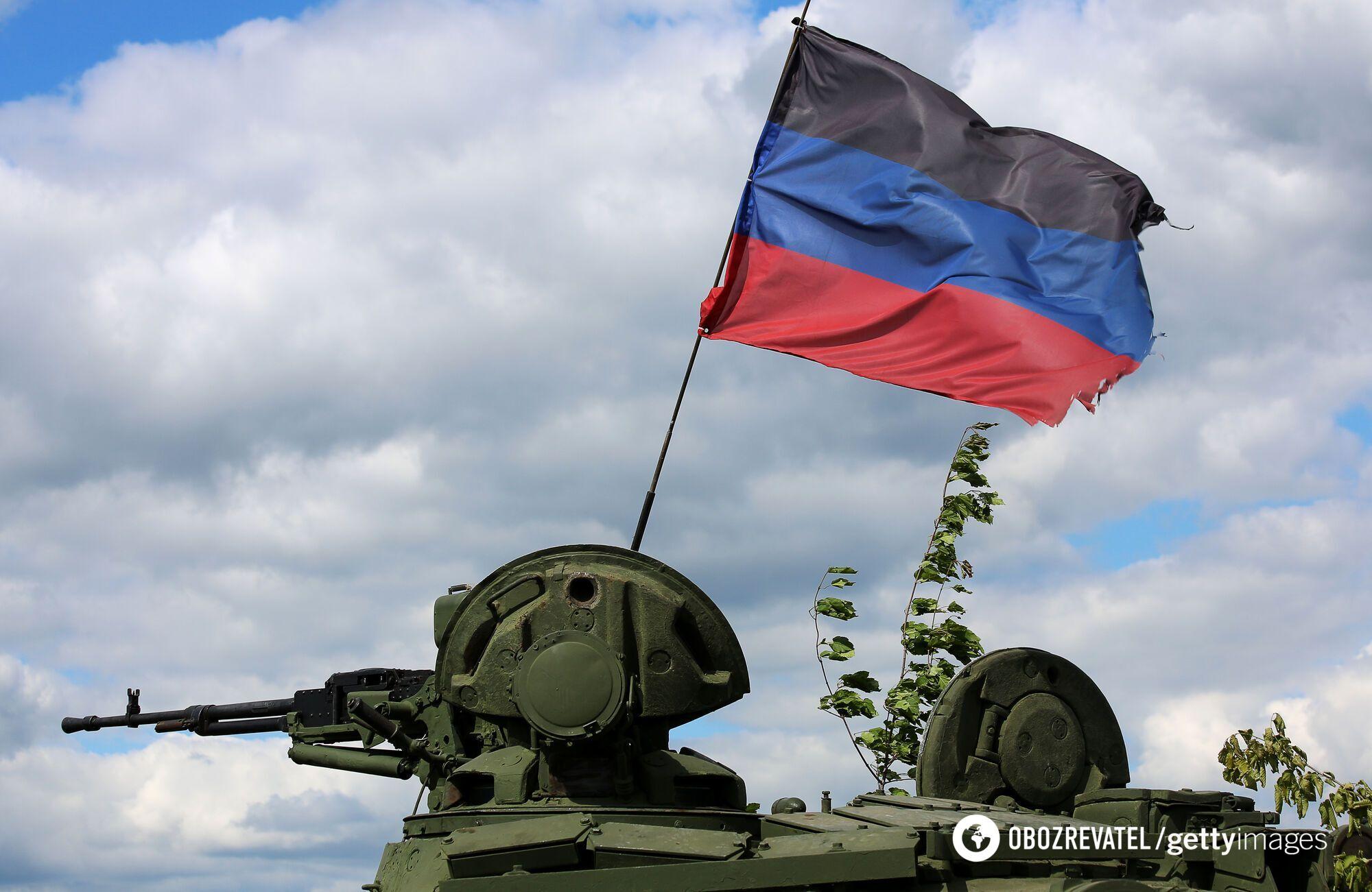 Россия полностью содержит батальоны наемников на Донбассе