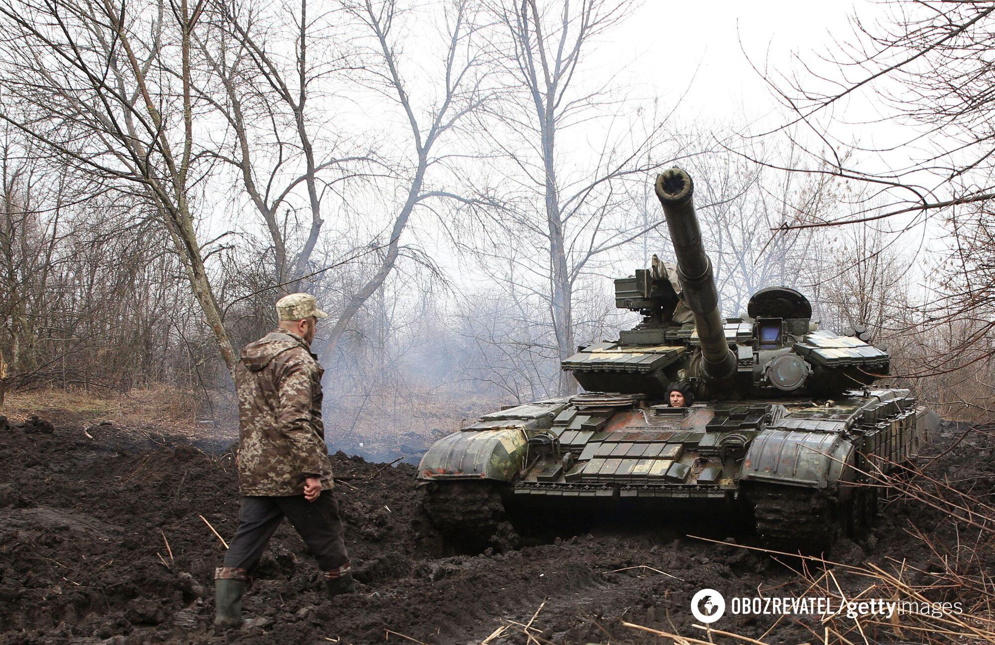 Война России на Донбассе против Украины может не быть препятствием к вступлению страны в НАТО