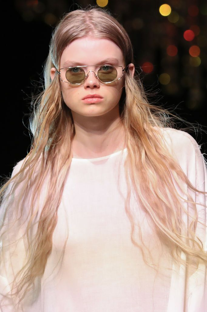 Трендові круглі сонцезахисні окуляри