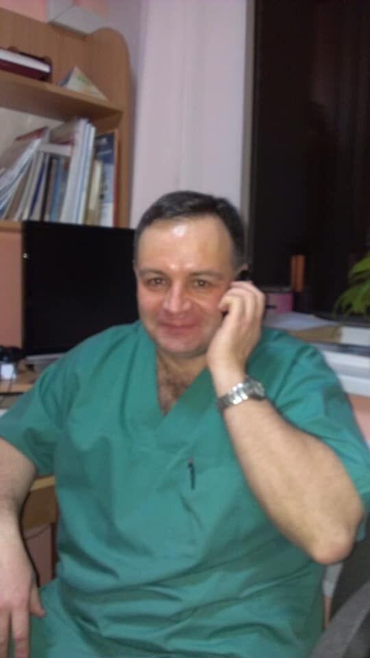 Хірурга Олегу Гвоздовському було всього 50 років.
