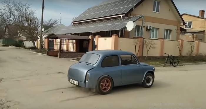 """Запорожец"" имел 55 км электрического пробега"