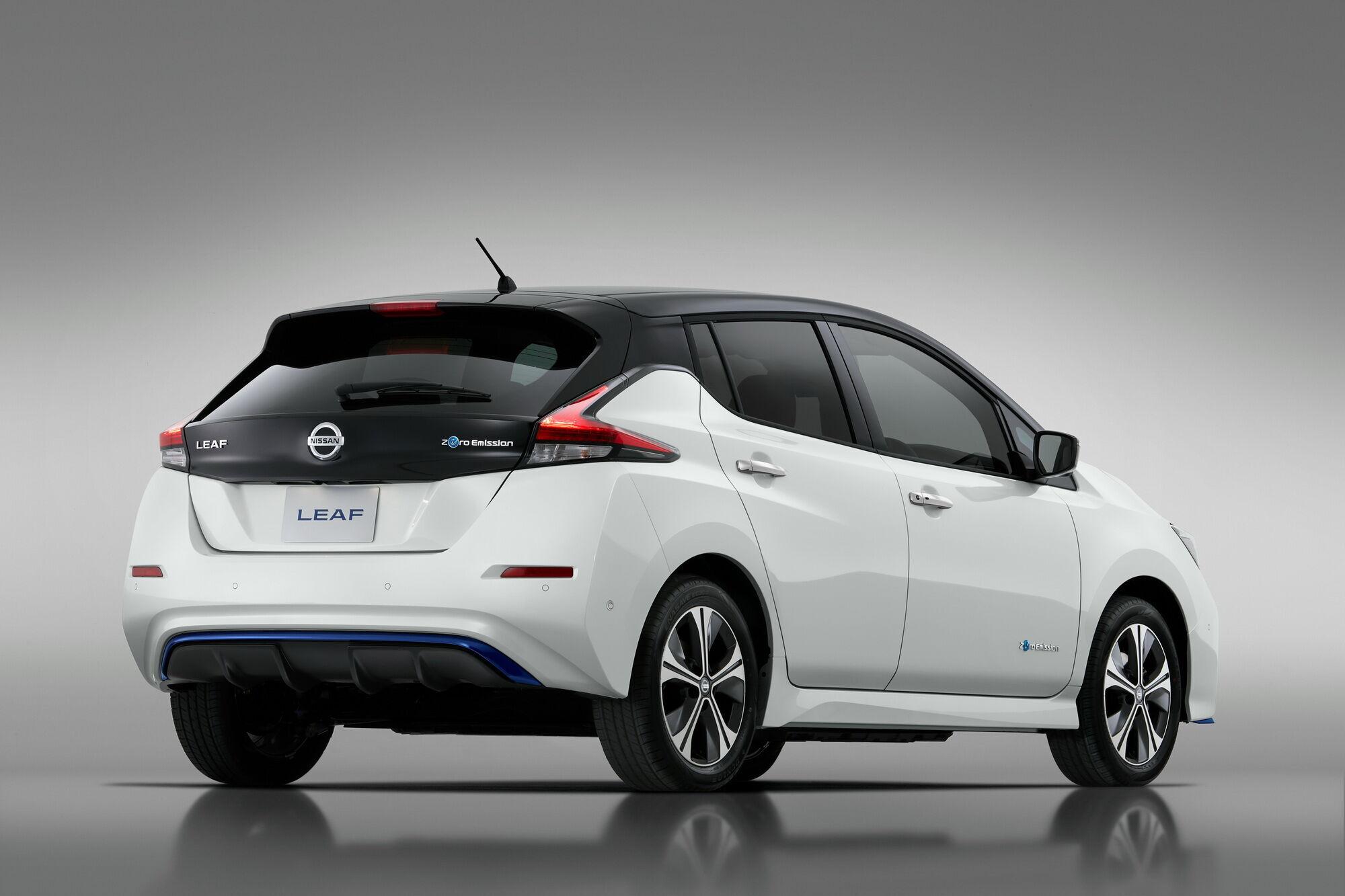 Nissan Leaf является одним из мировых бестселлеров среди электромобилей