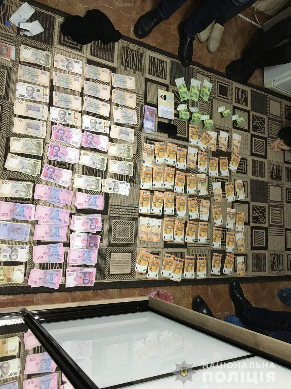 Обіг ділків становив до 120 мільйонів гривень.