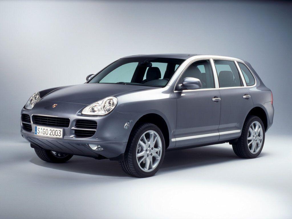 Porsche Cayenne – самый практичный автомобиль немецкого бренда