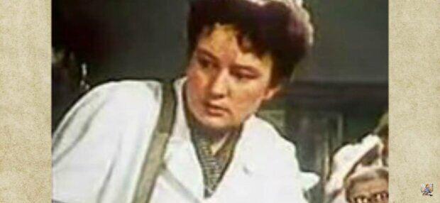 Серафима Холина умерла в 97 лет.
