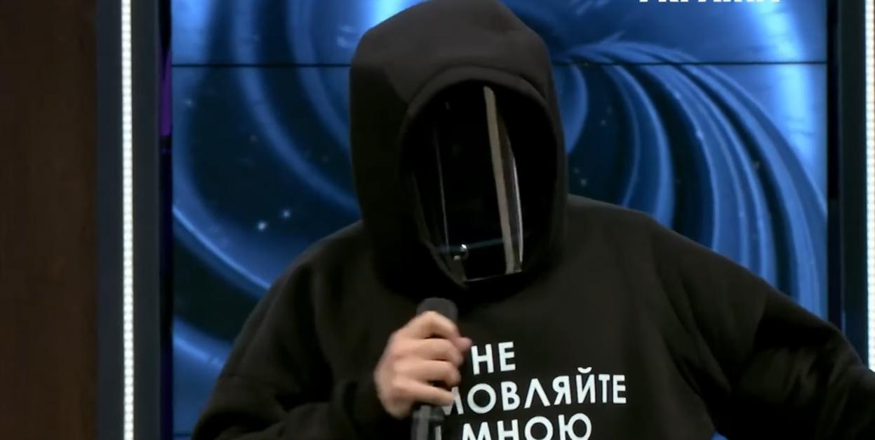 """Шоу """"Маска"""" представило первого звездного участника нового сезона"""
