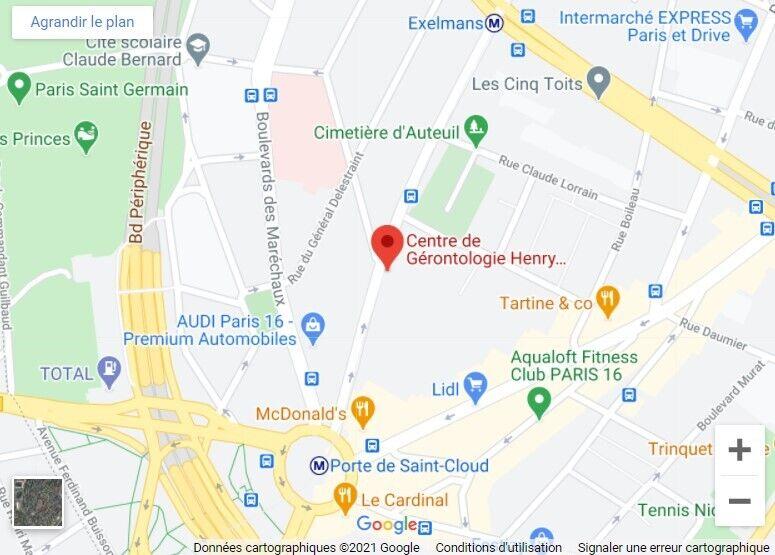 ЧП произошло возле больницы Анри Дюнана