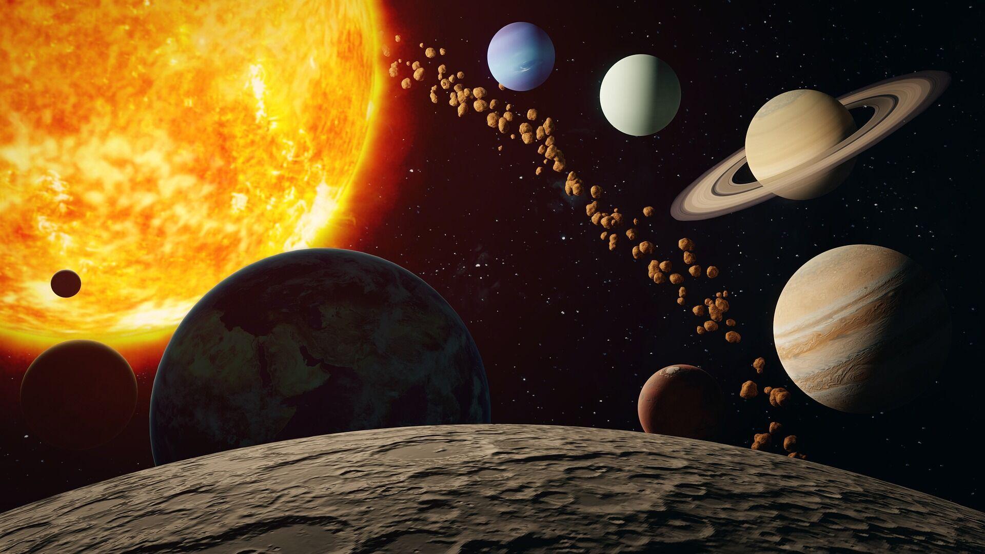 Ретроградной может быть каждая планета