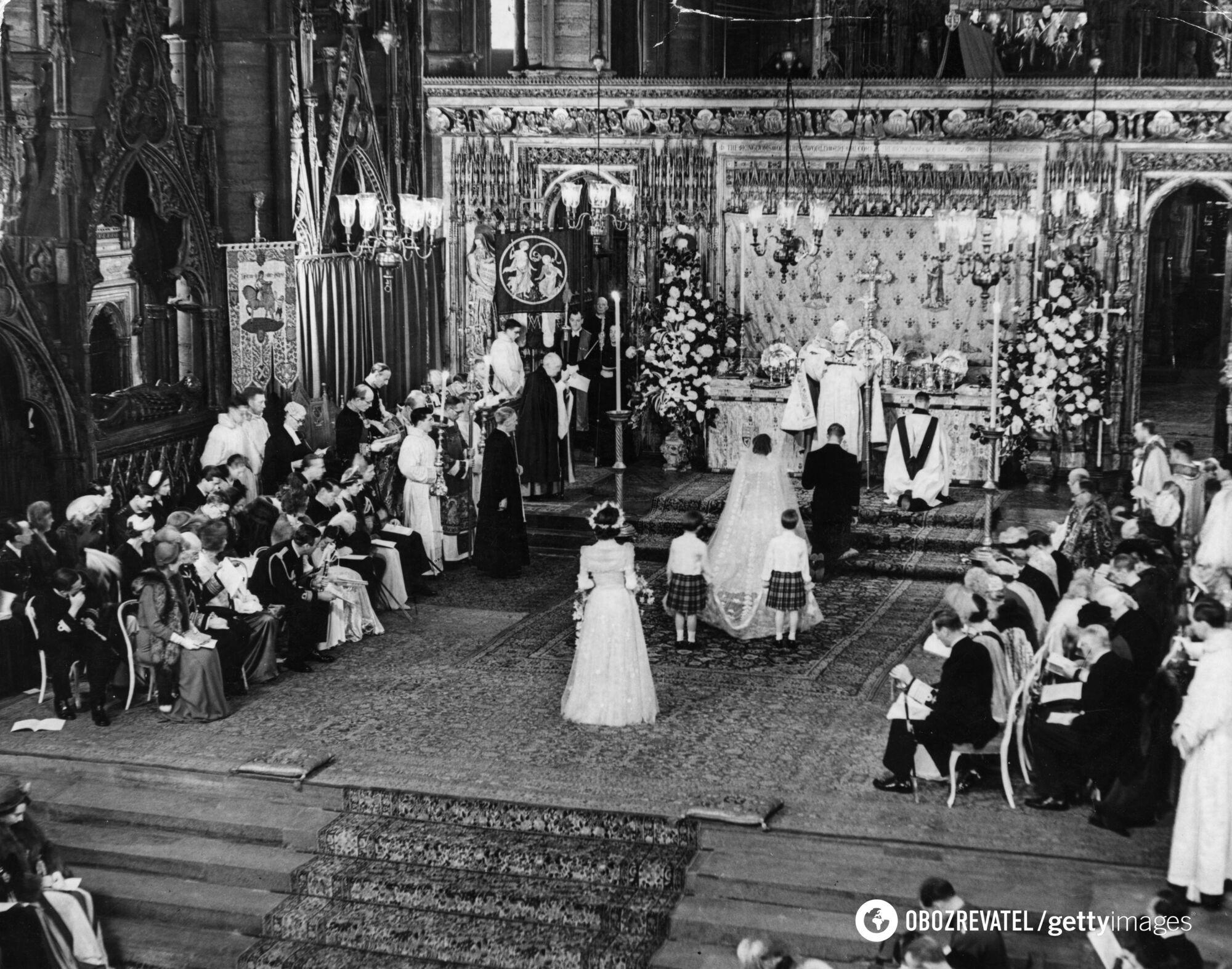 Принц Філіп і королева Єлизавета II одружилися в 1947 році.