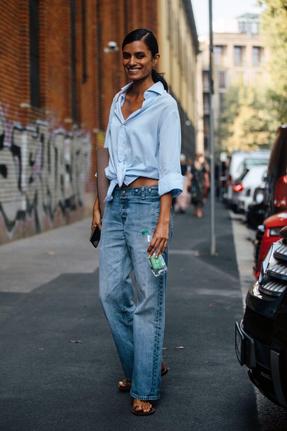 Модні джинси з низькою посадкою 2021