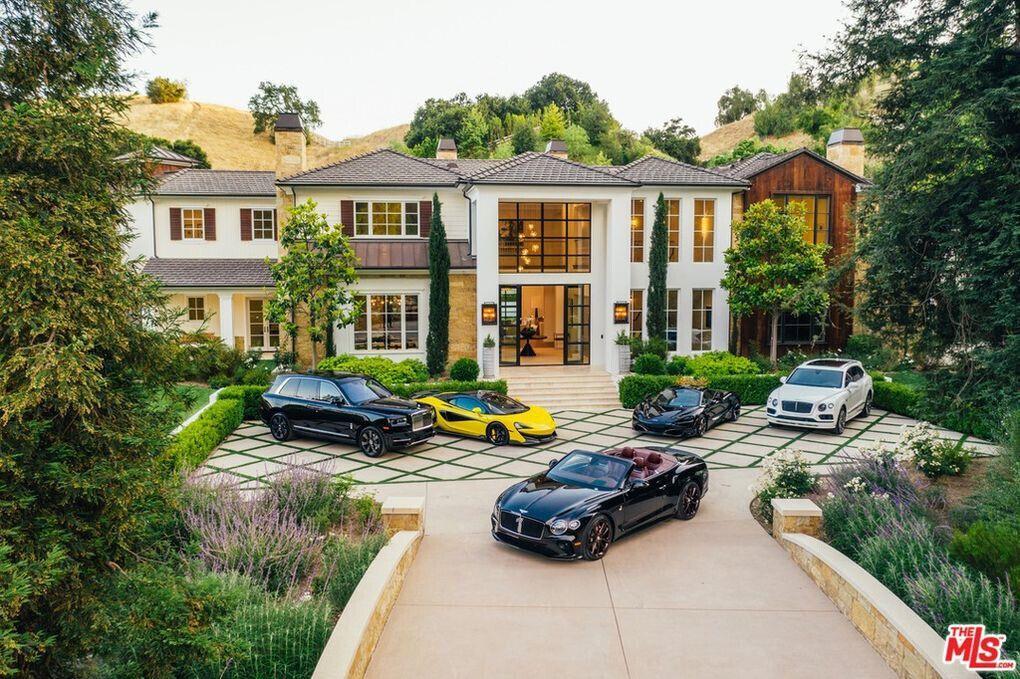 У Мадонны есть гараж на пять автомобилей