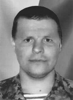 Станислав Мамчий погиб под Авдеевкой в 2016 году