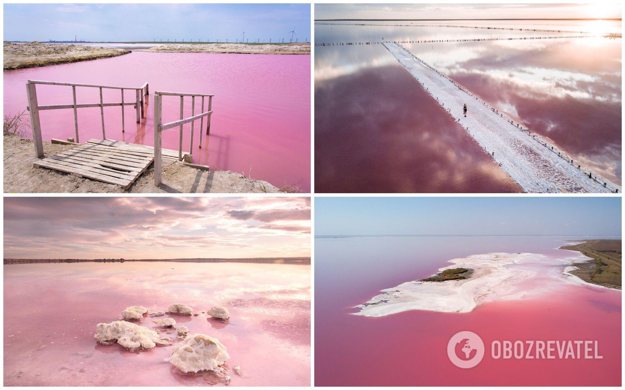 В Лемурийском озере на 5% больше соли, чем в Мертвом море