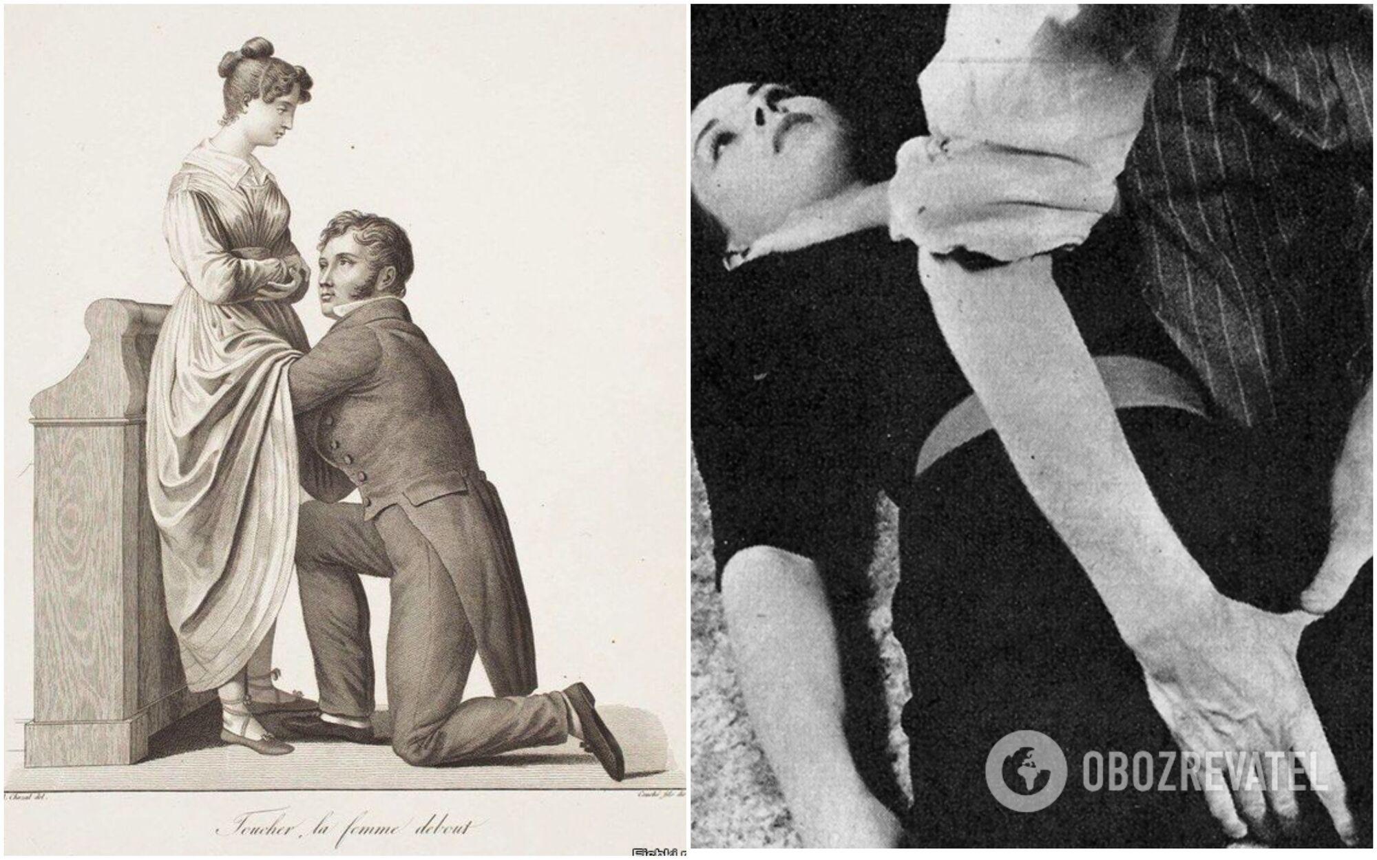 """В 19 веке женщин начали """"лечить"""" от болезни под названием """"истерия"""""""