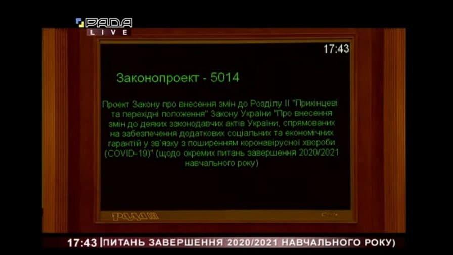 В Україні скасували обов'язкове ЗНО для випускників шкіл