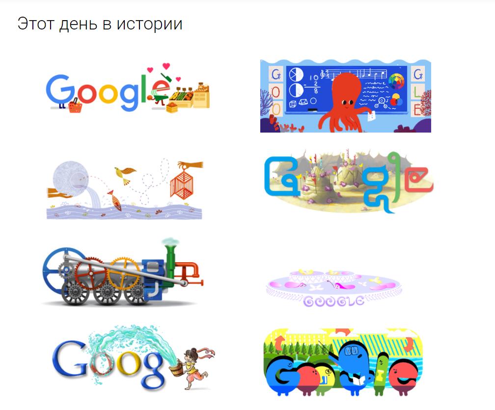 13 апреля в истории и дудлах от Google.