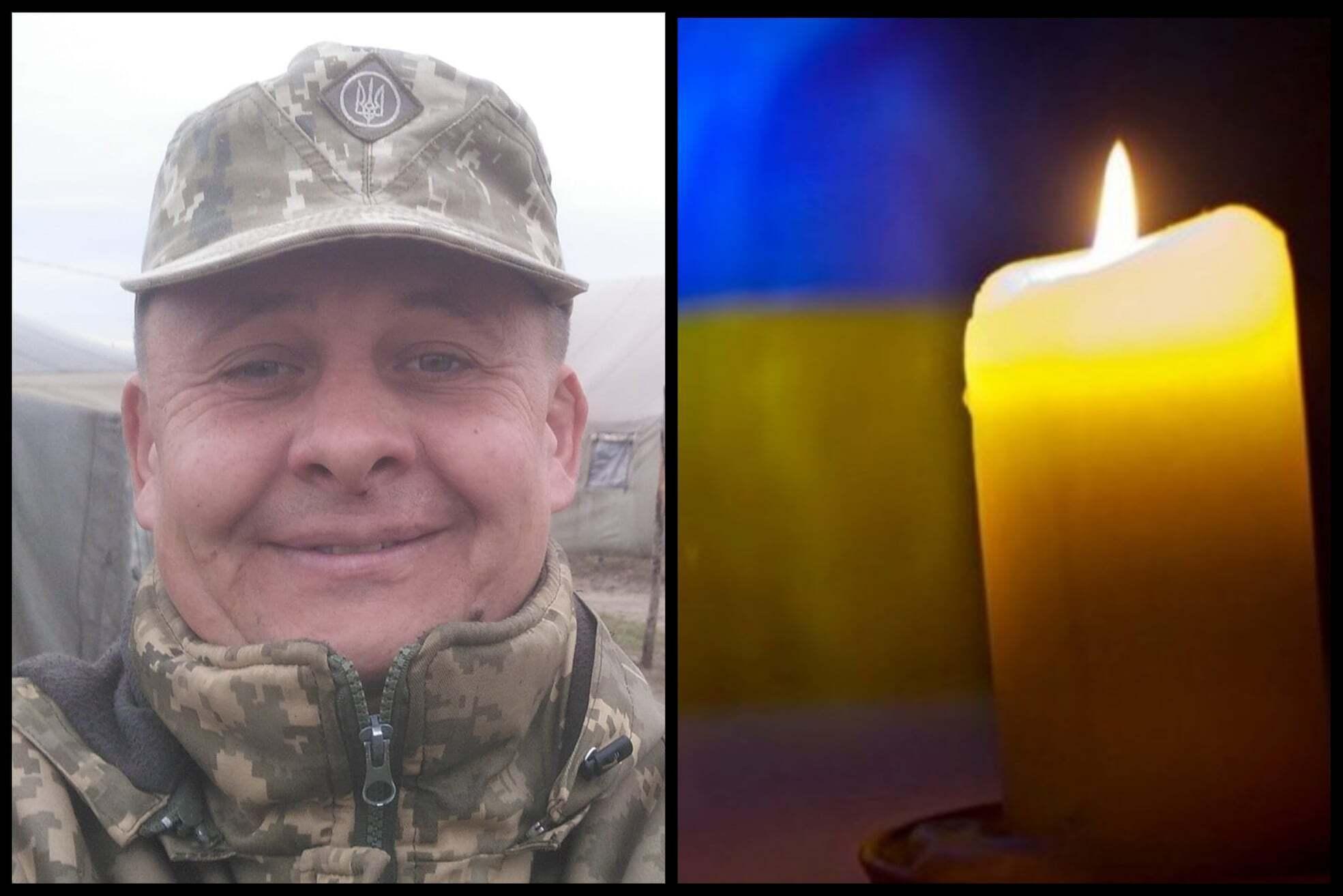 На Донбассе погиб воин ВСУ Алексей Мамчий