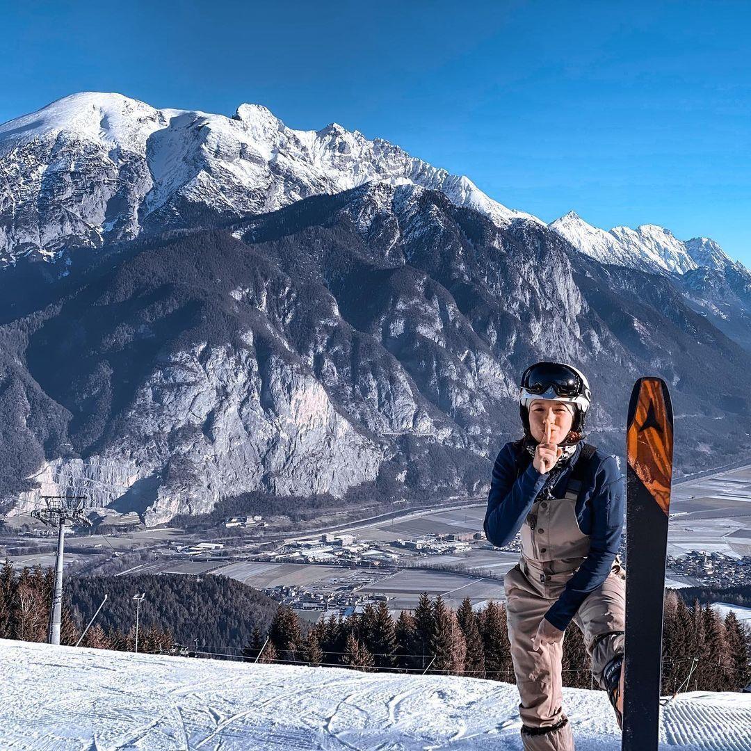 Ранее Иванна жила в Германии, а позже переехала в Австрию