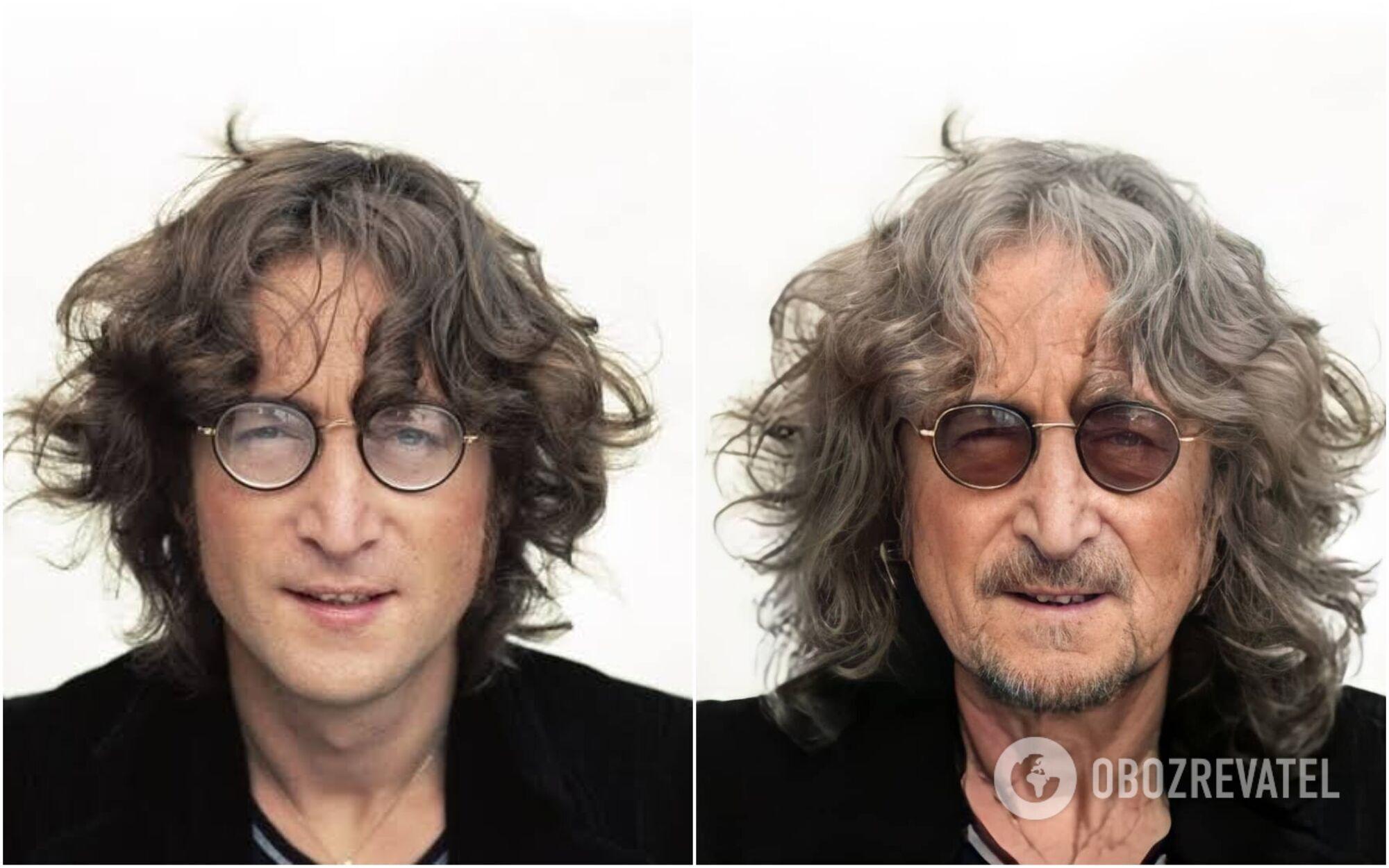 Как бы выглядел Джон Леннон в 2021 году