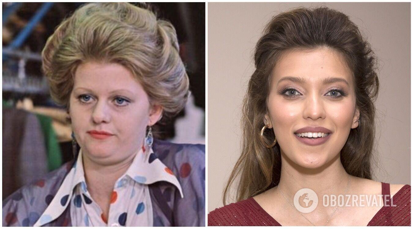 Ирина Муравьева и Регина Тодоренко, 30 лет