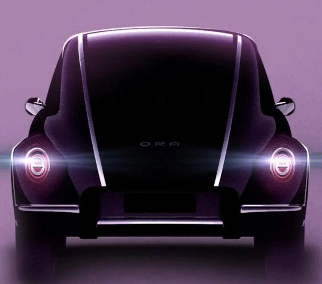 Концепт Ora по мотивам VW Beetle