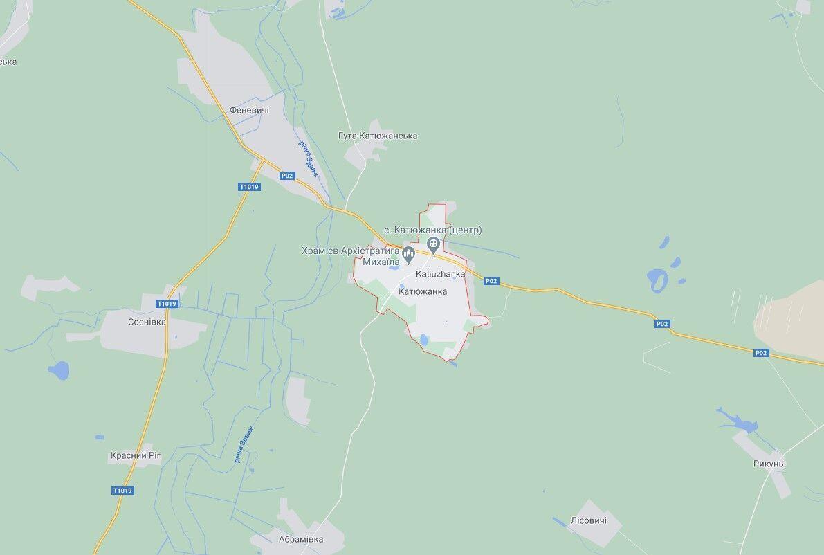 Событие произошло в селе Катюжанка.